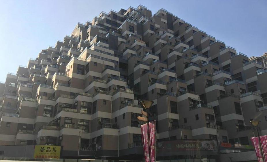 """昆山""""金字塔""""是LOFT住宅"""