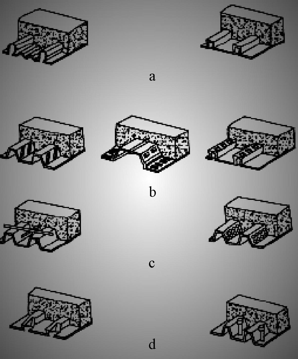 钢骨架轻型板代替压型钢板施工工艺