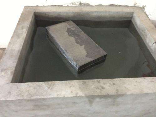 超高性能混凝土(UHPC)与泡沫混凝土的异