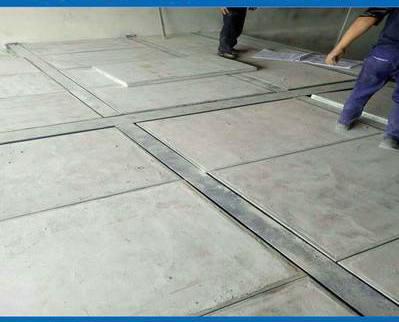钢骨架轻型板的运输安装施工基本要求