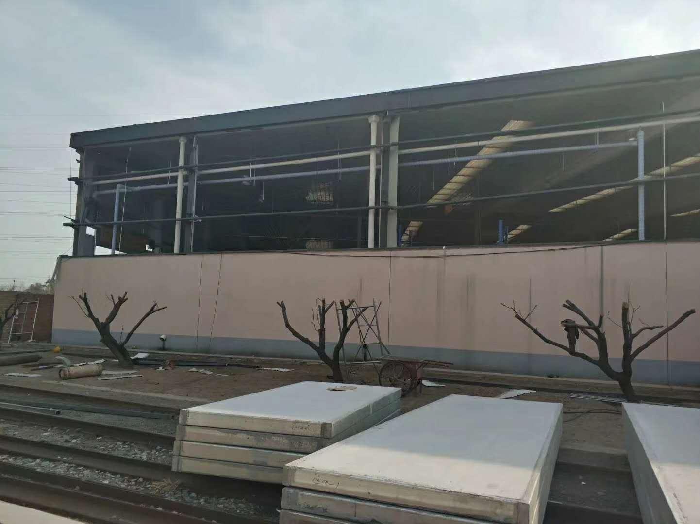 冬季钢骨架轻型板安装吊装施工需要注意