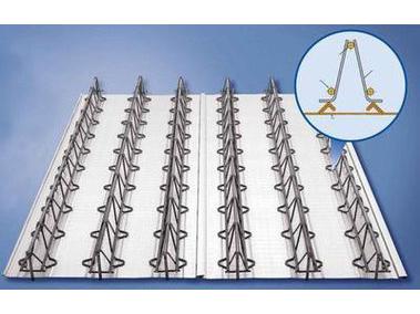 鋼筋桁架板、樓承板和鋼骨架輕型板