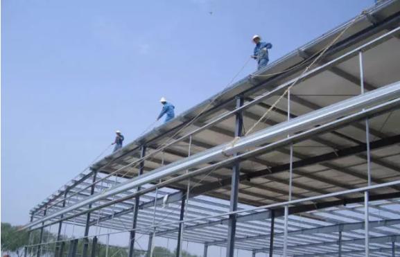 钢材与板材占钢结构厂房全部造价70%左右