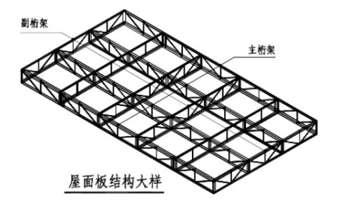 钢桁架轻型复合板的施工及安装要求