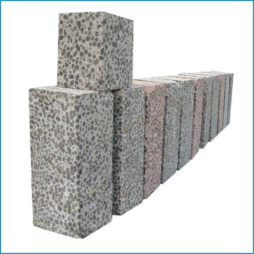 压型钢板陶粒混凝土和钢骨架轻型板对照