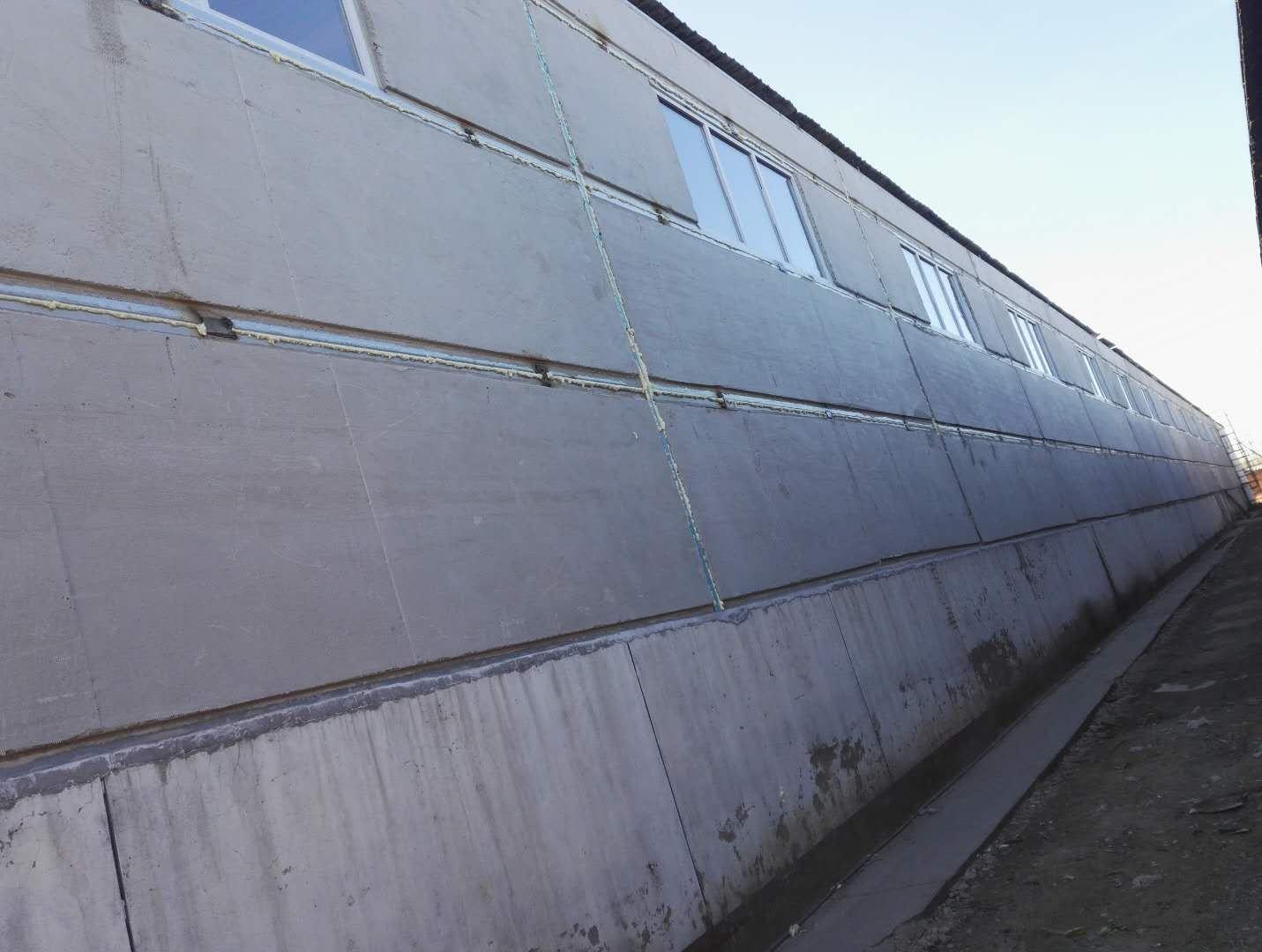 使用钢骨架轻型板建造别墅的设计尺寸要
