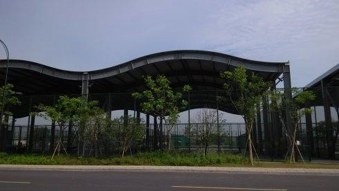 《中小学校体育设施技术规程》JGJ/T280-