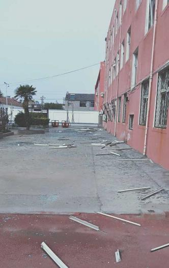 江苏陈家港化工园区爆炸事故造成44人死亡31人获