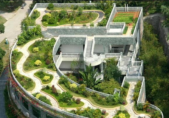 绿化屋顶和蓄水屋顶使用钢网赌输了二十万网赌戒赌板的