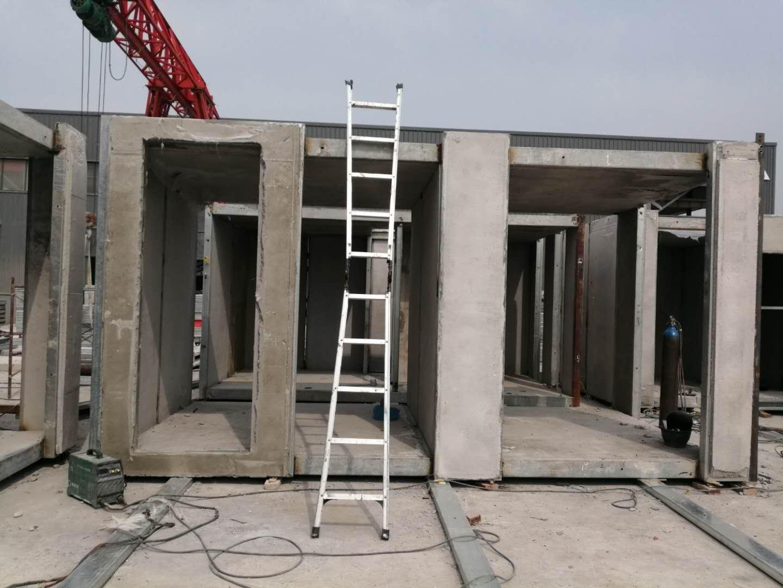 钢骨架轻型板的施工技术简述