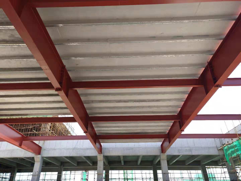 钢骨架轻型板在水利工程中的应用