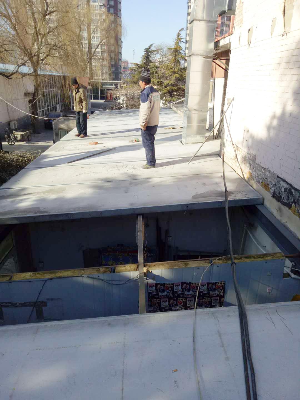 钢骨架轻型屋面板按钢骨架轻型板09cj20图集生产