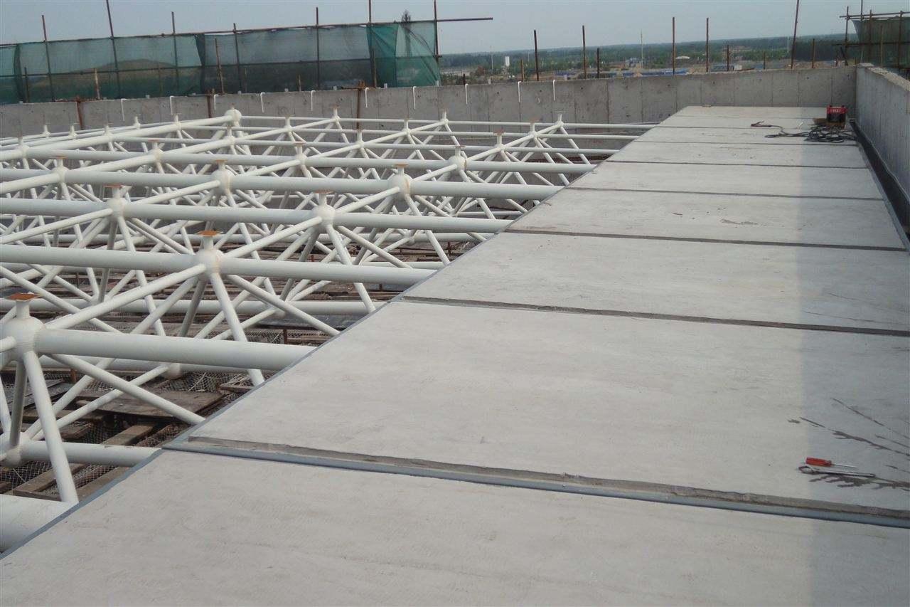 鋼結構網架板