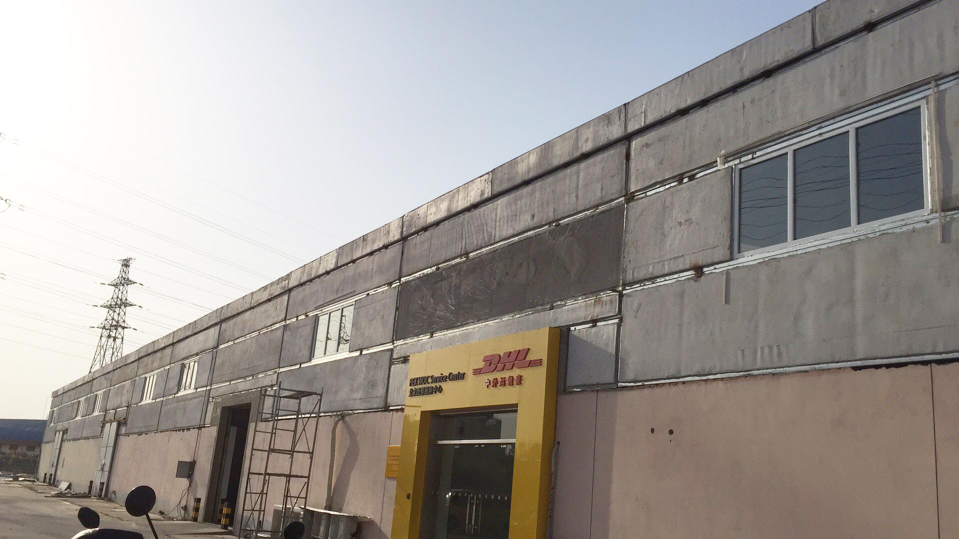钢骨架轻型外墙板