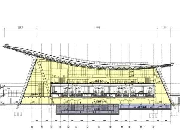清河站会使用钢骨架轻型板做屋顶吗?
