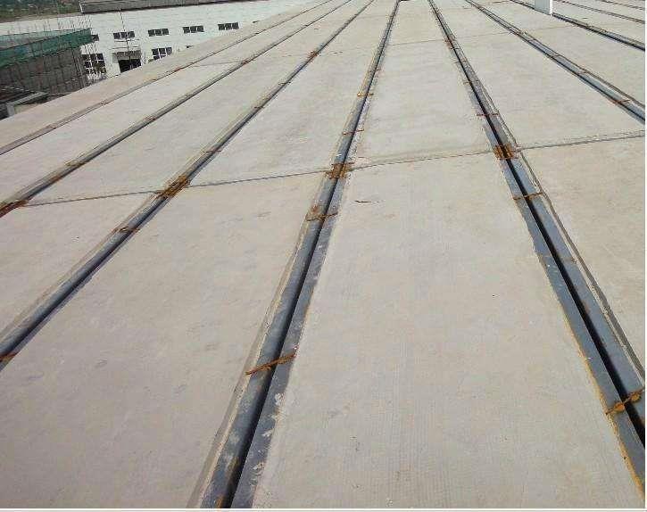 钢骨架轻型板安装方法