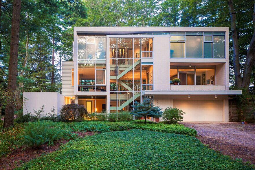 近年来兴起的模块别墅和轻钢别墅到底选
