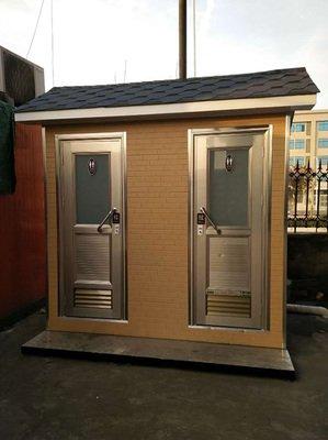 为什么说可移动厕所防火防风性强,巩固耐用
