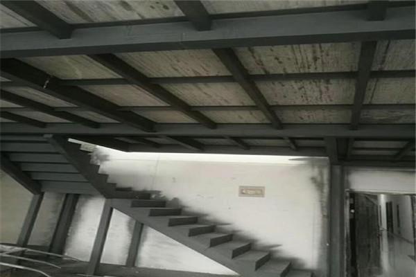 LOFT楼板的施工步骤