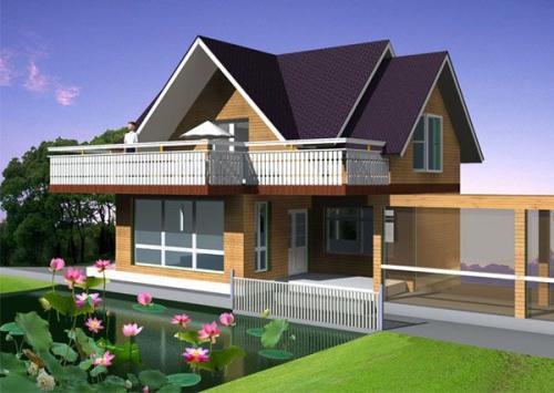 為什么裝配式別墅得到了廣泛的應用?