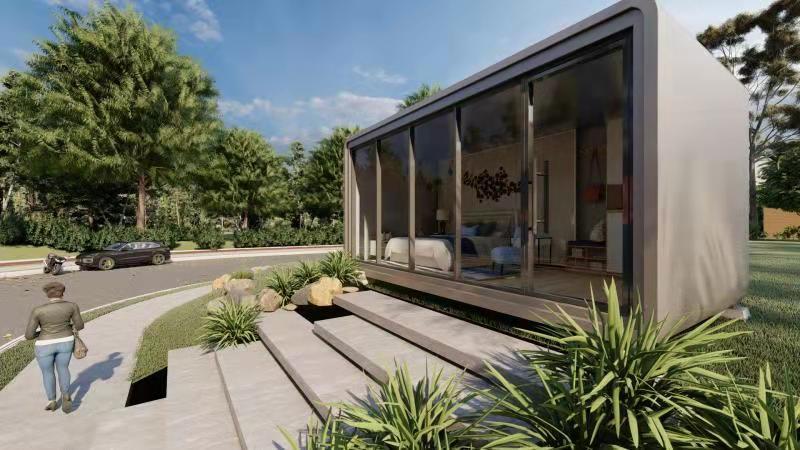 轻钢别墅和普通钢结构房屋的区别